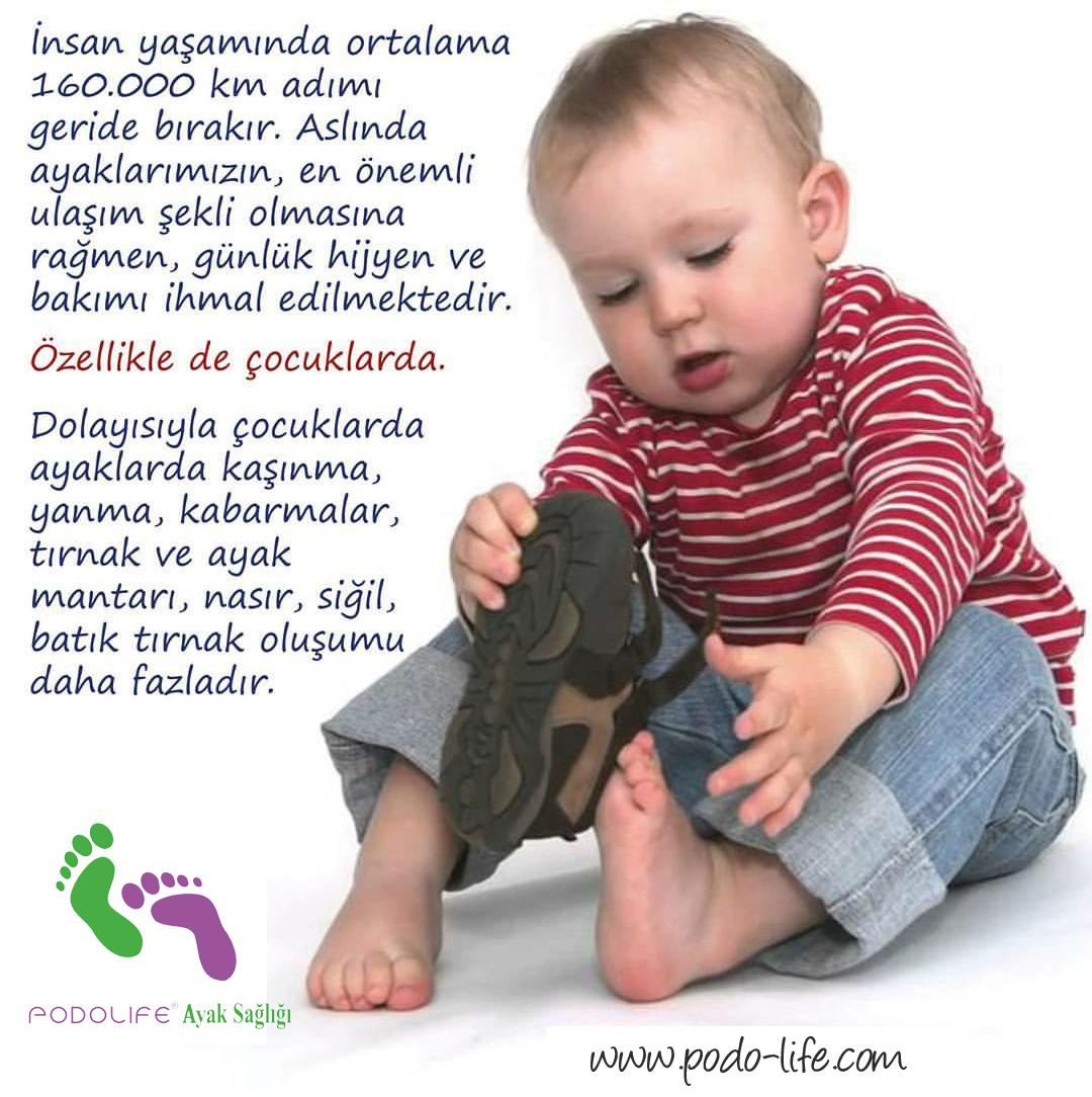 ayak sağlığı önemli bilgiler
