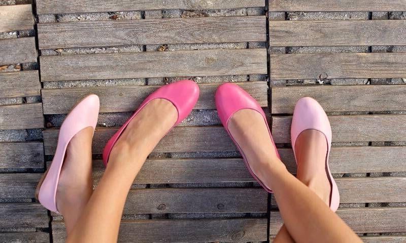 bayanlarda ayak ölçüsü